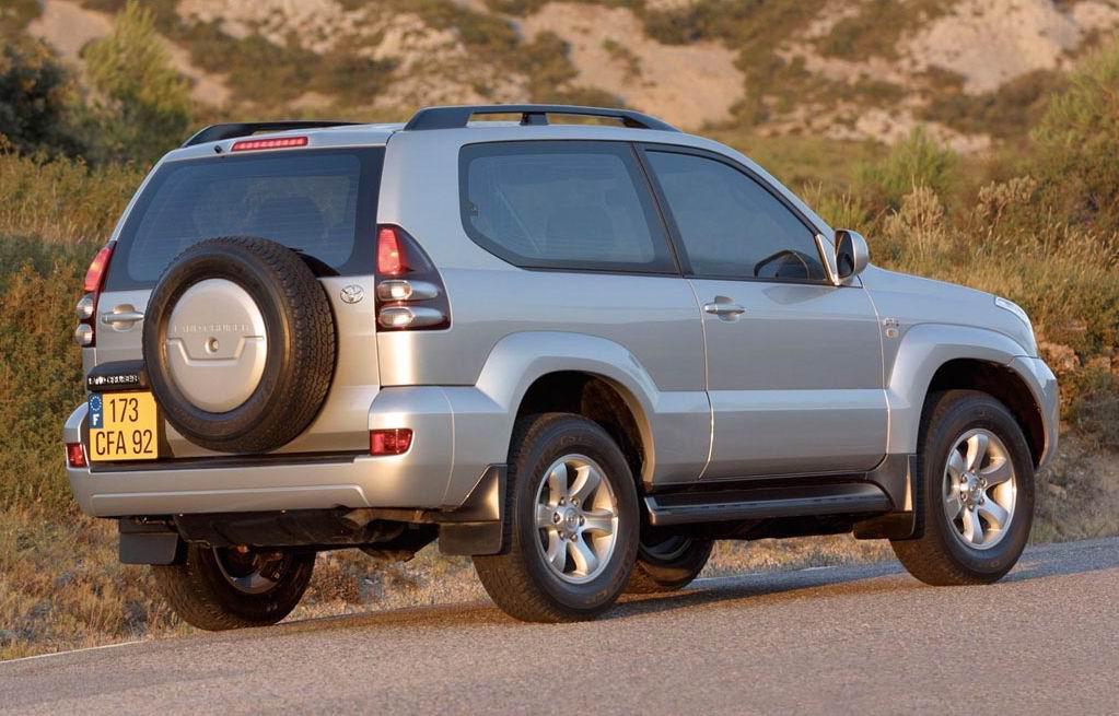 Toyota Land Cruiser Prado (1996-2002)