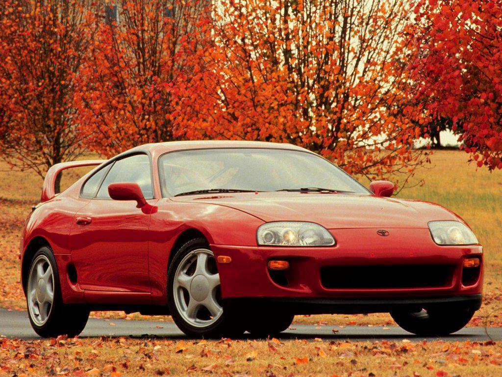 2002 Toyota Supra Supra2002