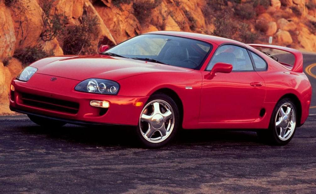 2002 Toyota Supra Supra 2002