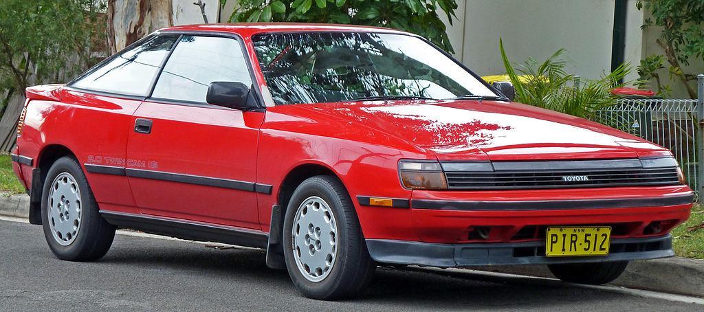 Toyota Celica Iv T160