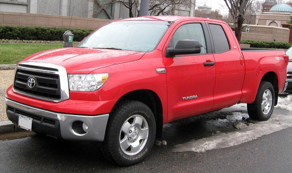 Toyota Tundra Ii