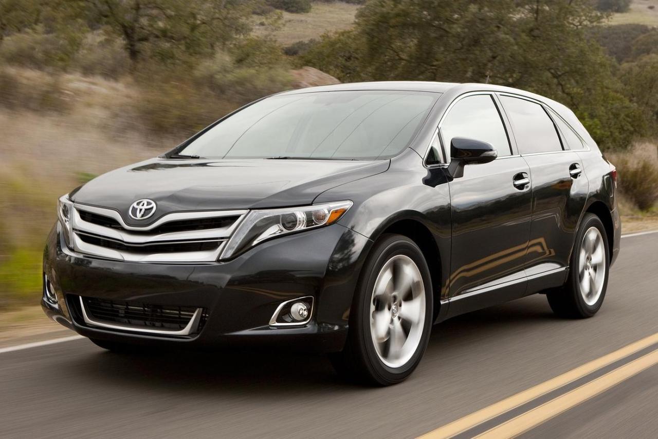 Toyota Ann Arbor >> Toyota Venza